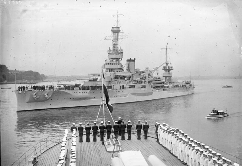 US-Schlachtschiff