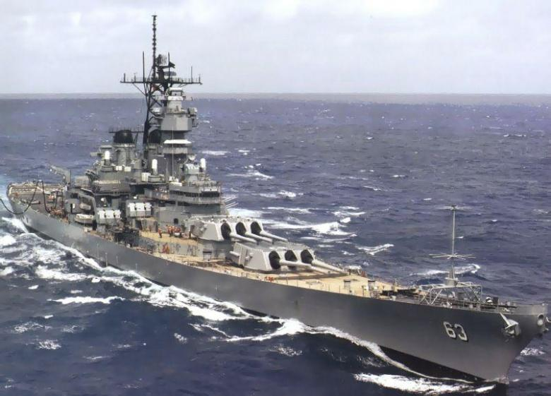 Missouri_post_refit